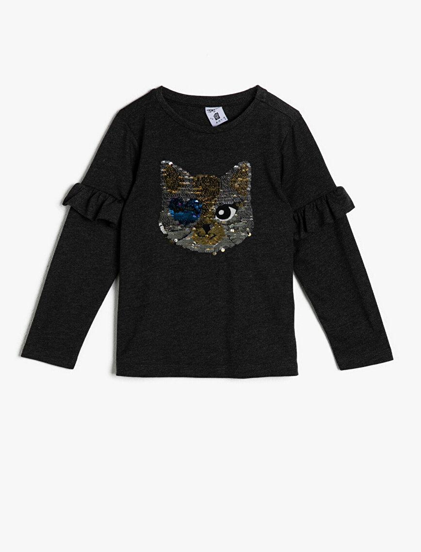 Koton Kids Love Pullu T-Shirt