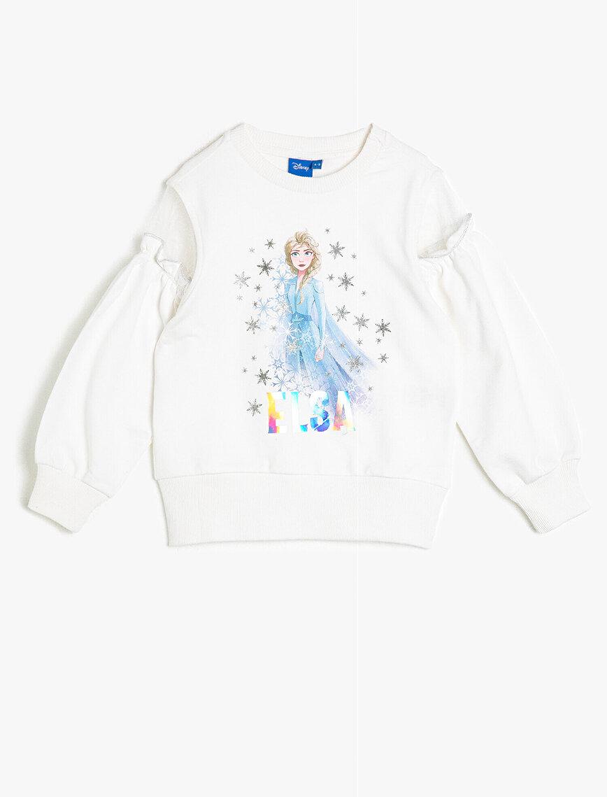 Frozen Baskılı Sweatshirt