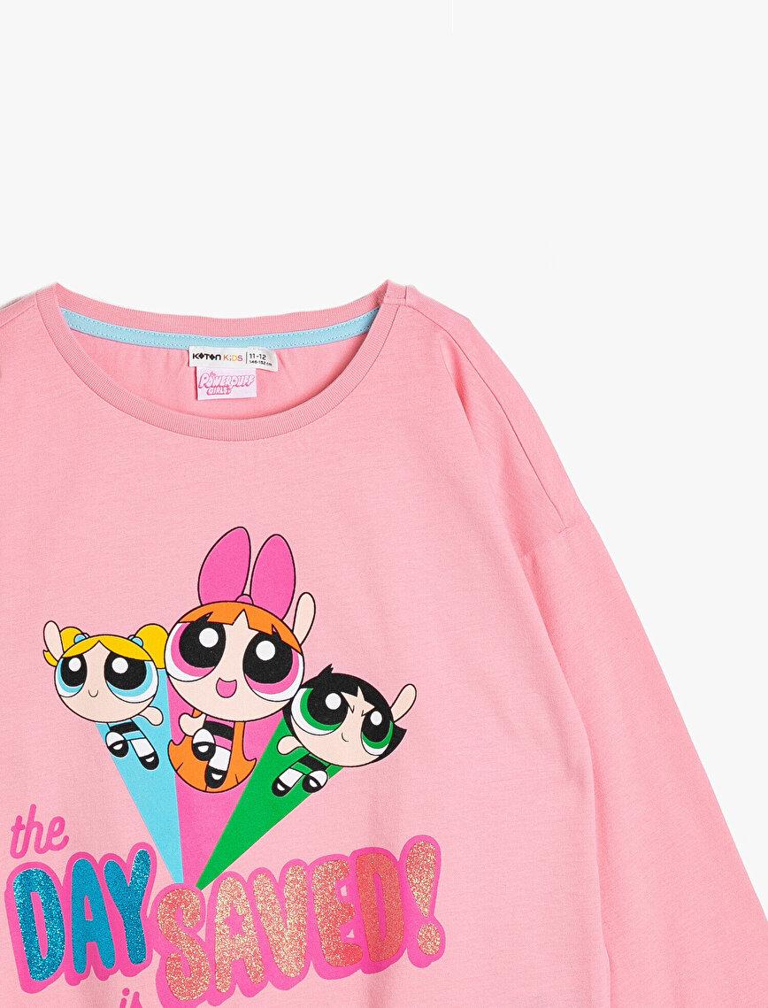 Powerpuff Girls Licance T-Shirt