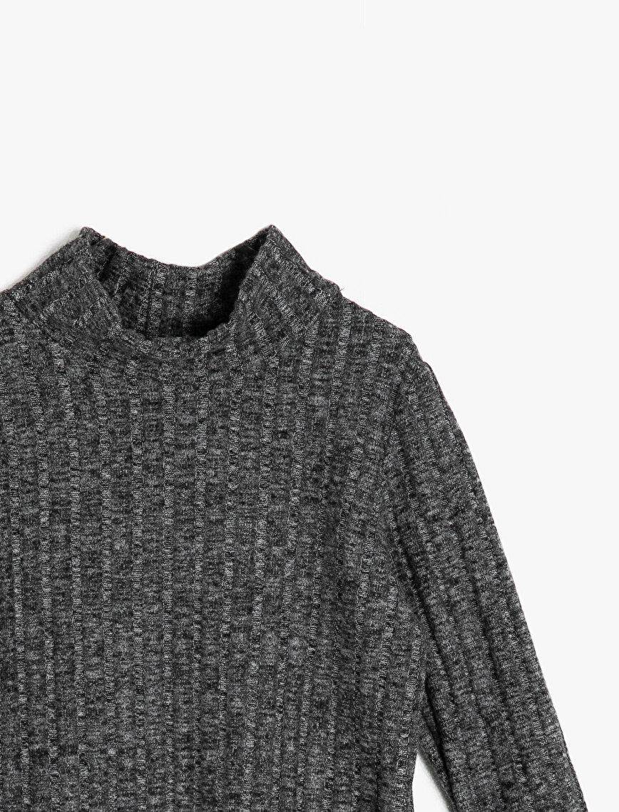 Volanlı Sweatshirt
