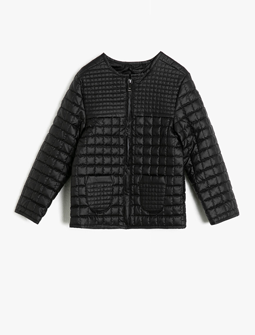 Quilted Coat