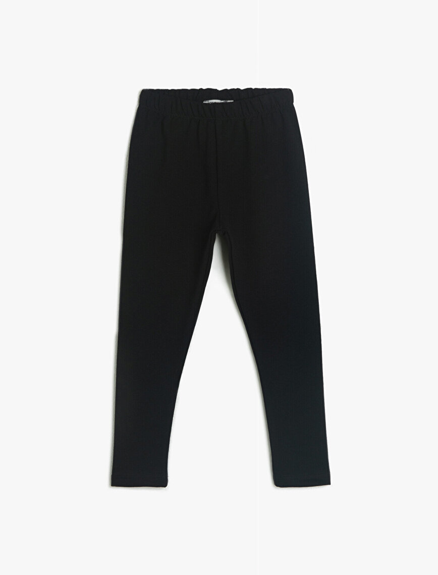 Medium Rise Leggings