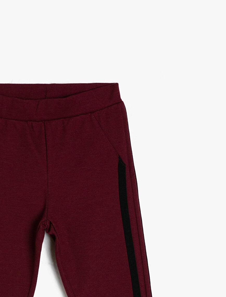 Pocket Detailed Leggings