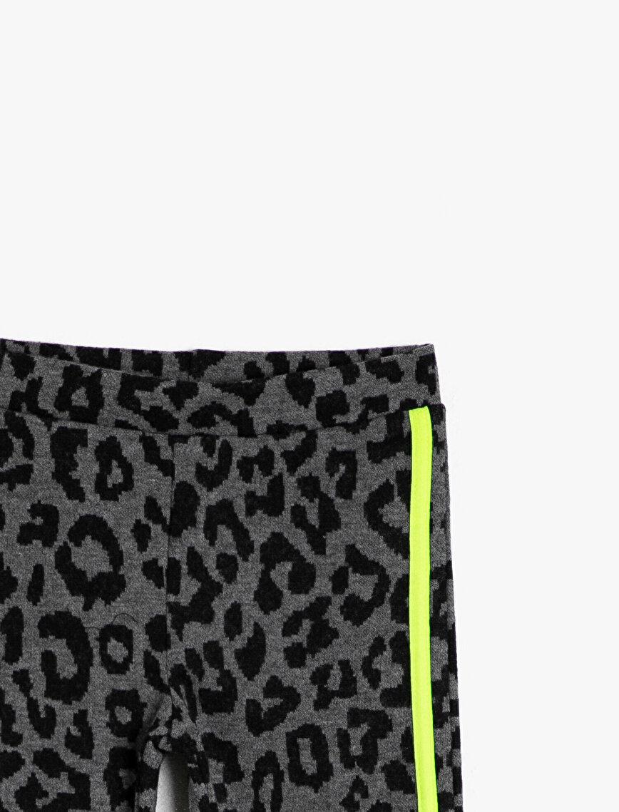 Leopard Patterned Leggings