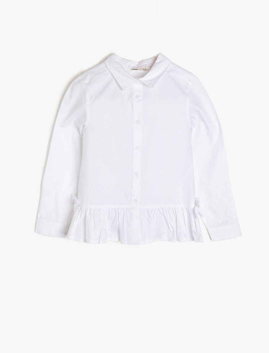 Frill Detailed Shirt