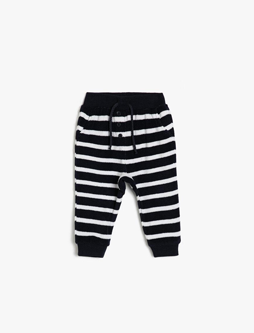 Striped Jogging Pants
