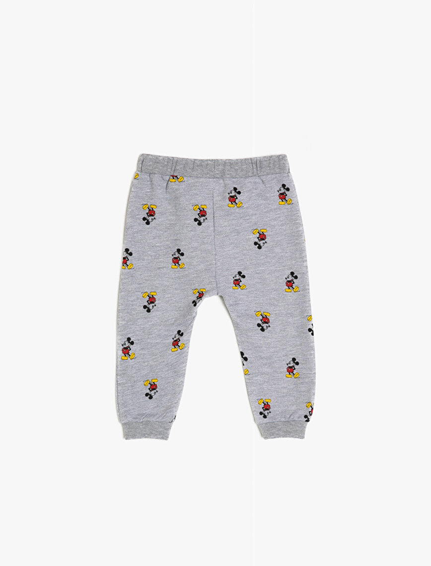 Mickey Mouse Licensed Jogging Pants