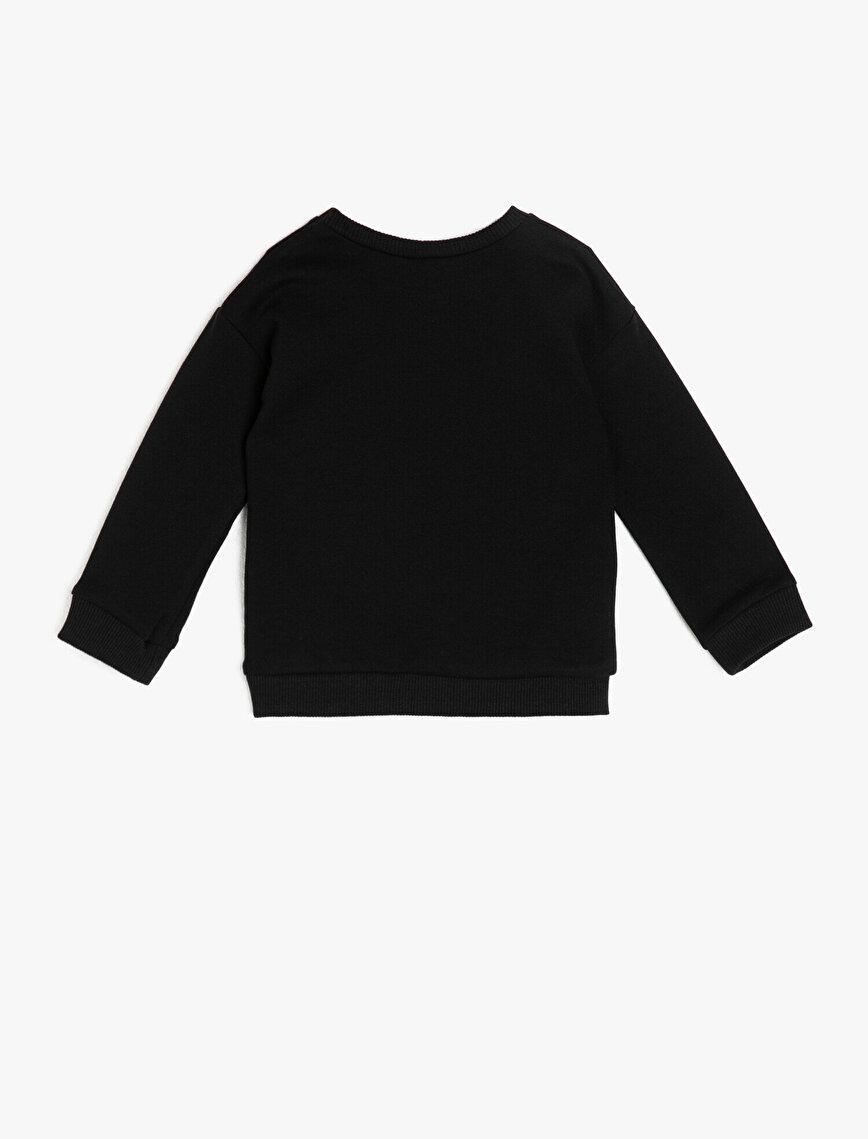 Atatürk Baskılı Sweatshirt