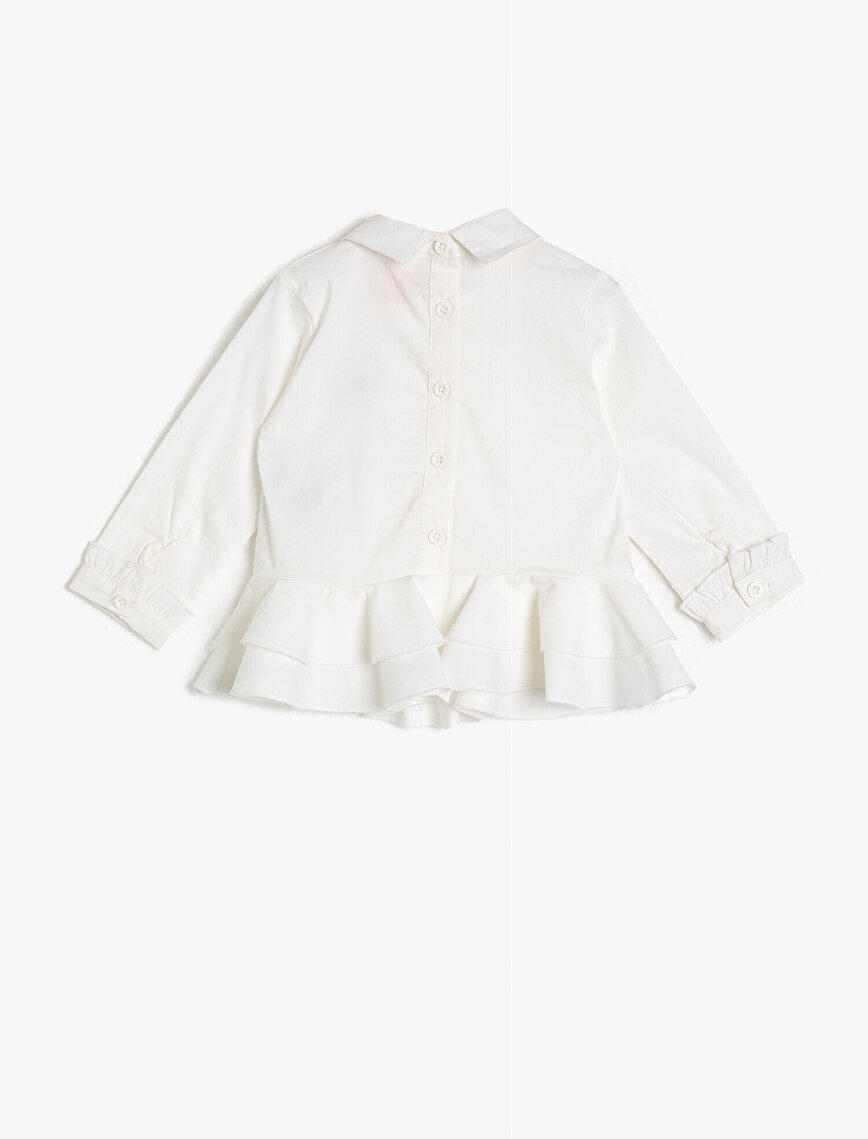 Stone Detailed Blouse