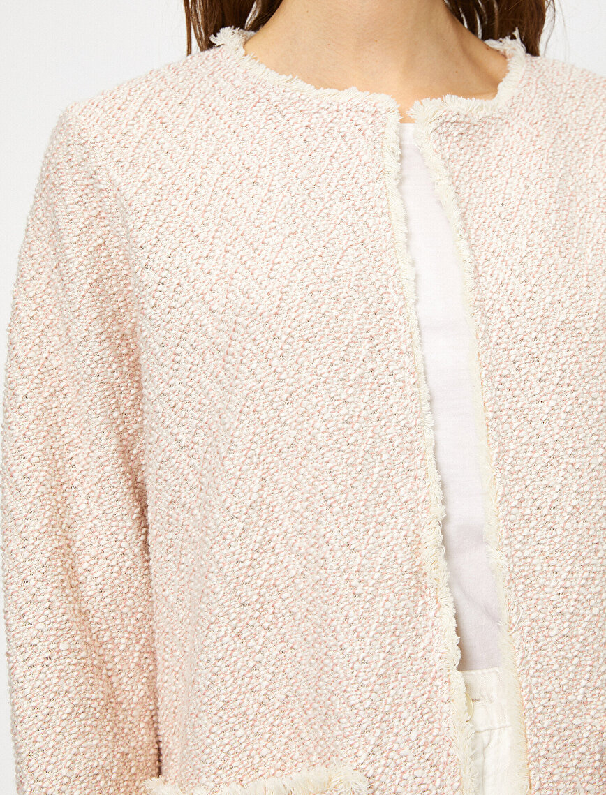 Kumaş Özellikli Ceket