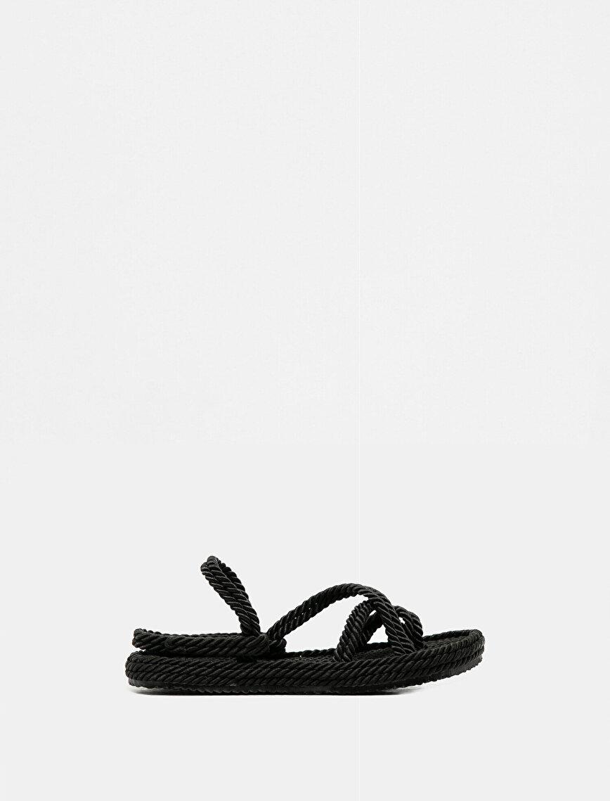 Banded Flip Flops