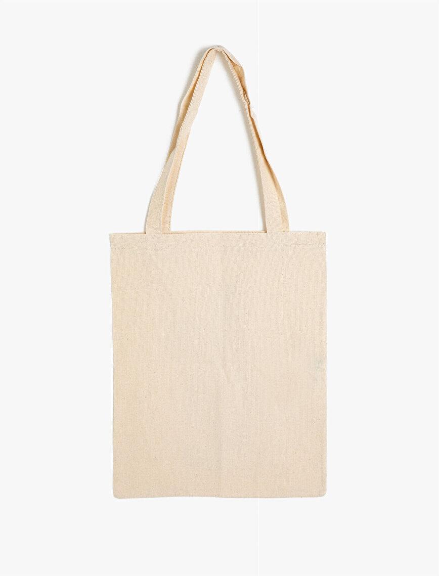 Warner Bros Licensed Letter Printed Shoulder Bag