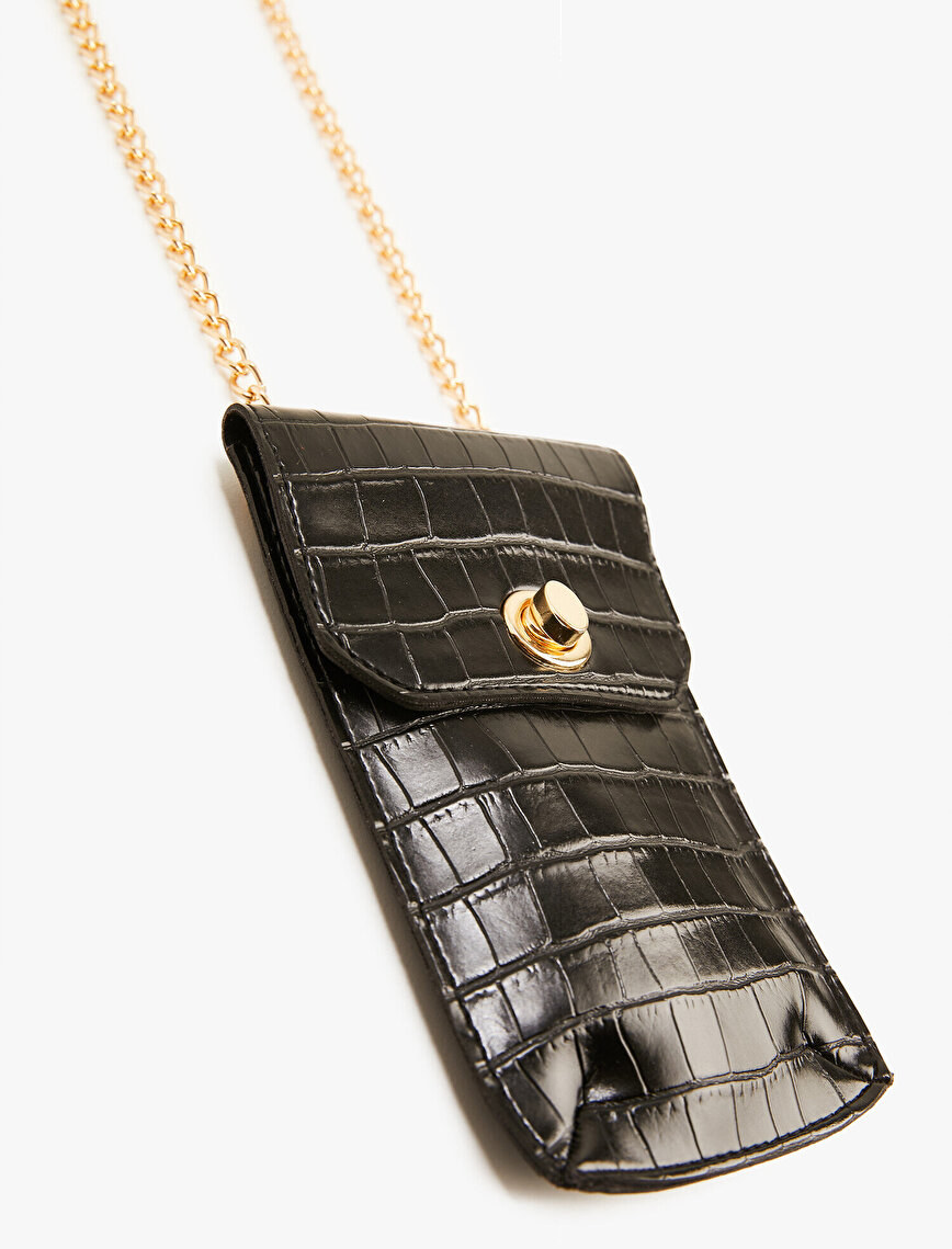 Leather Look Bag