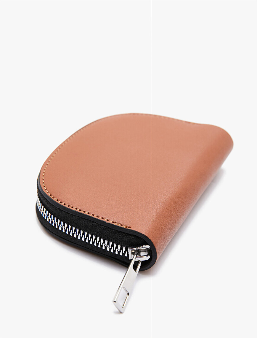 Leather Look Wallets