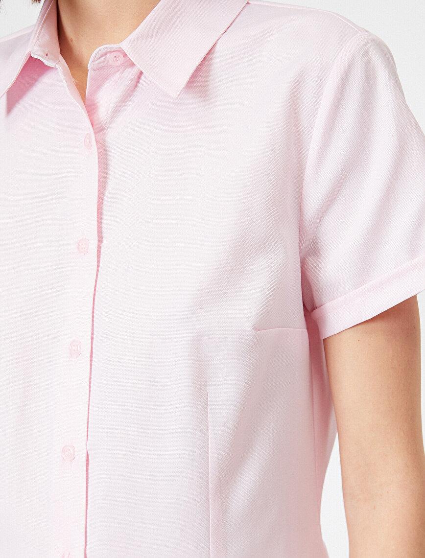 Klasik Poplin Gömlek