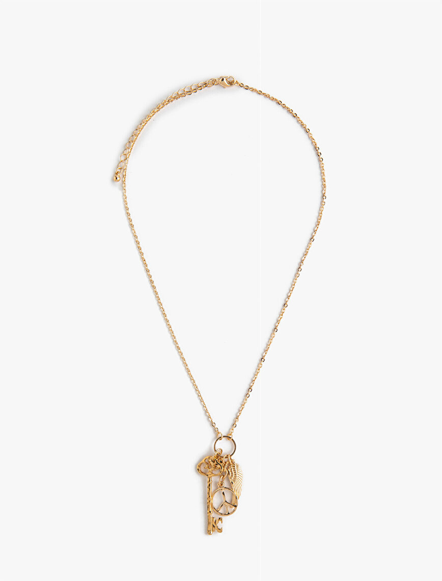 Metallic Necklace