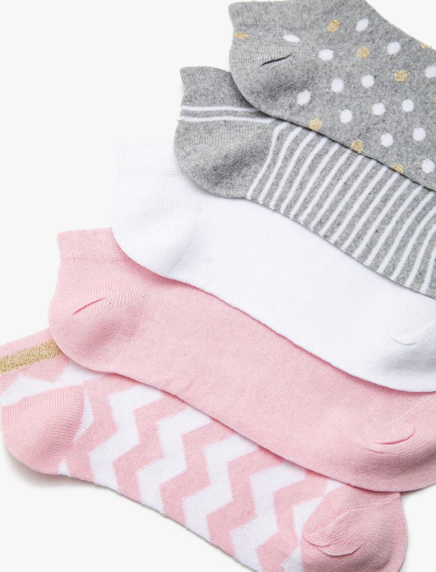 3 Pack Women Socks
