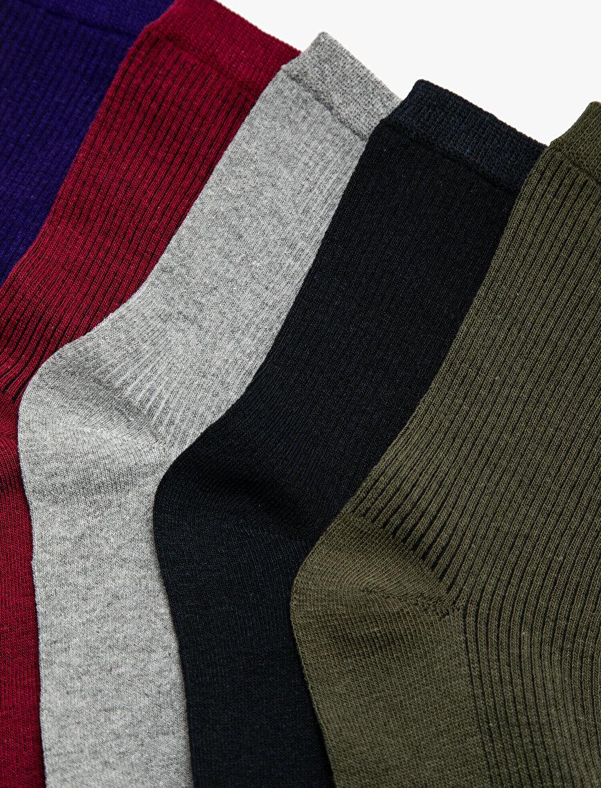 5 Pack Woman Socks