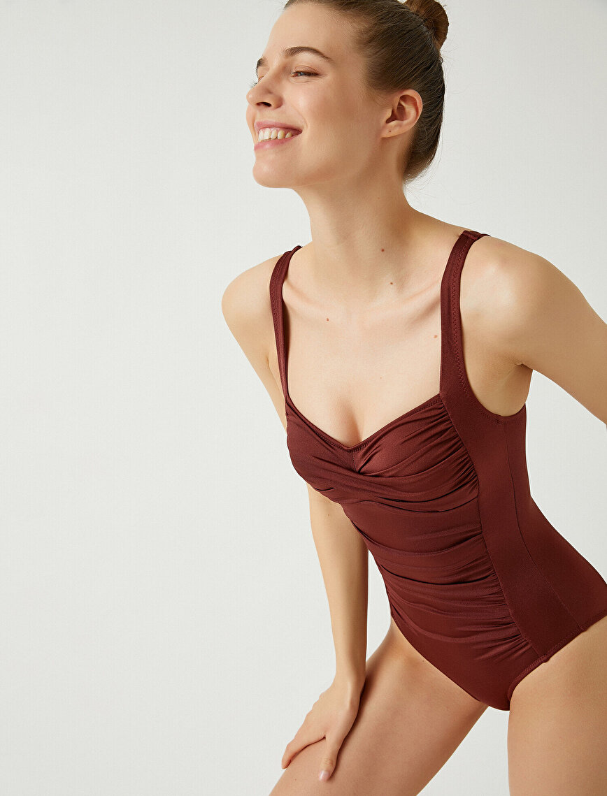 Corset Basic Swimsuit