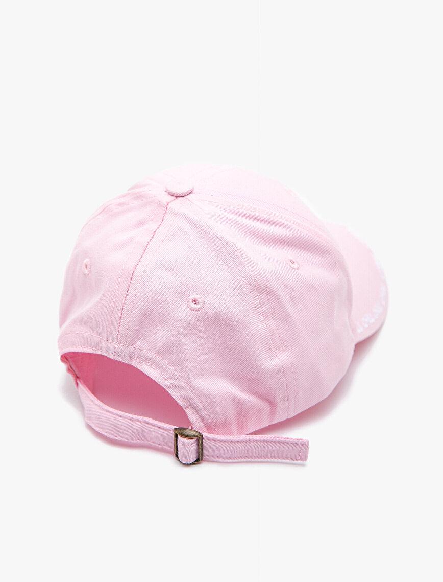 Embellished Hat