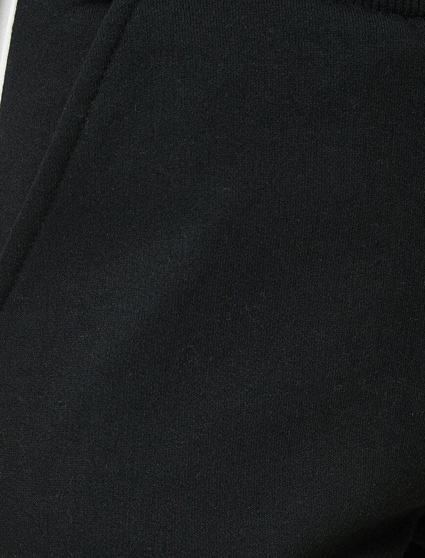 Banded Detailed Jogging Pants