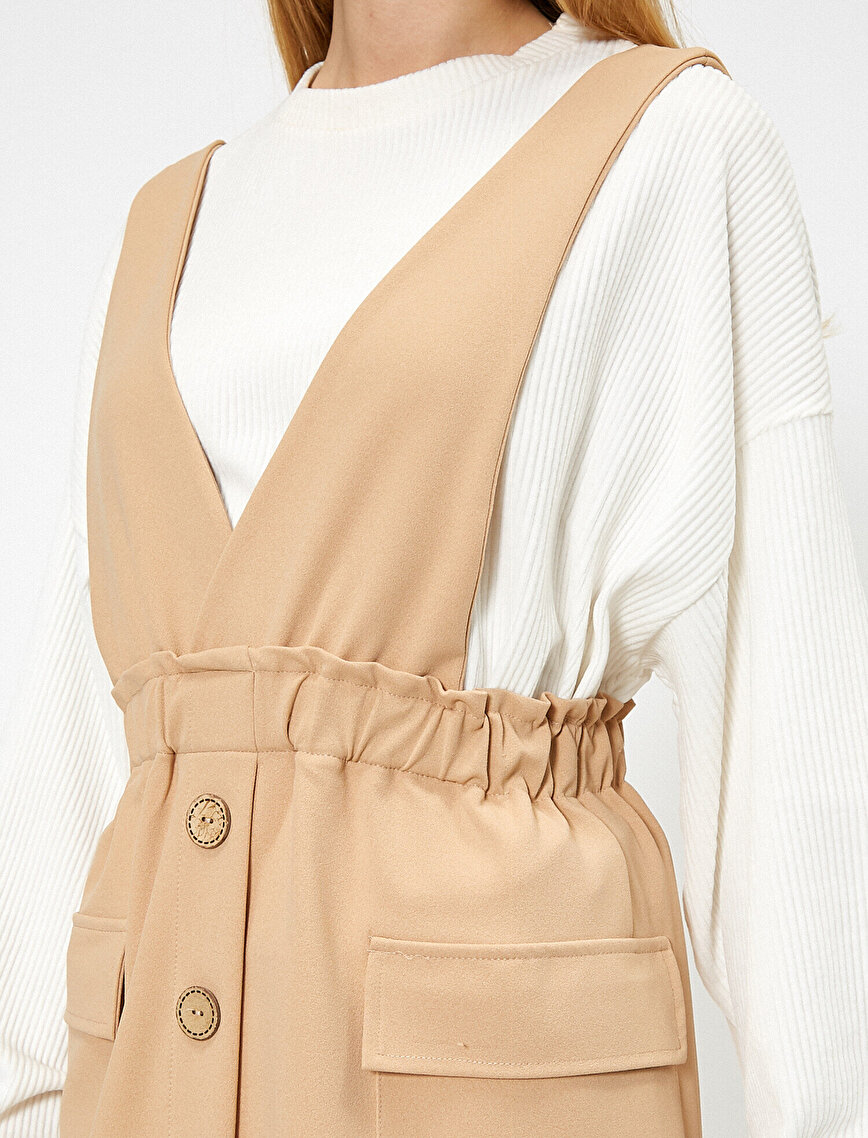 Pocket Detailed Jumpsuit