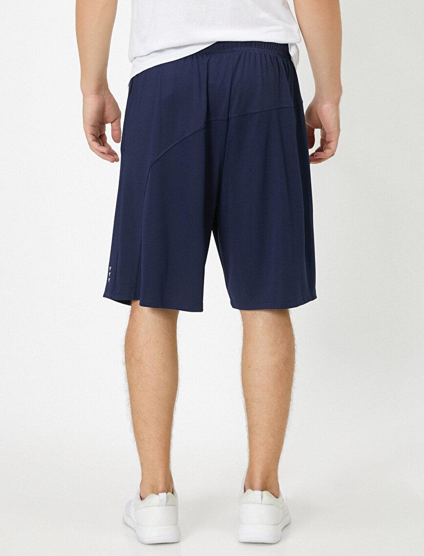 Side Pocket Jersey Shorts
