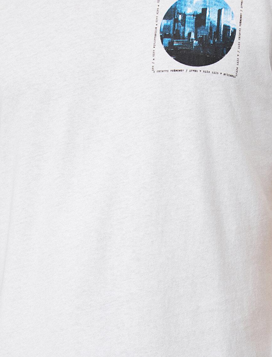 Yazılı Baskılı Tişört