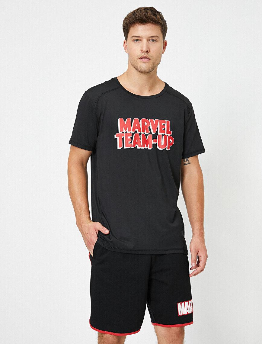 Marvel Licensed Printed T-Shirt