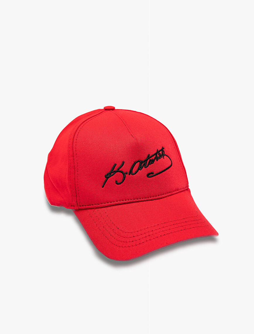 100% Cotton Atatürk Hat