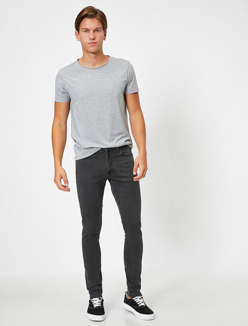 Skinny Kot Pantolon
