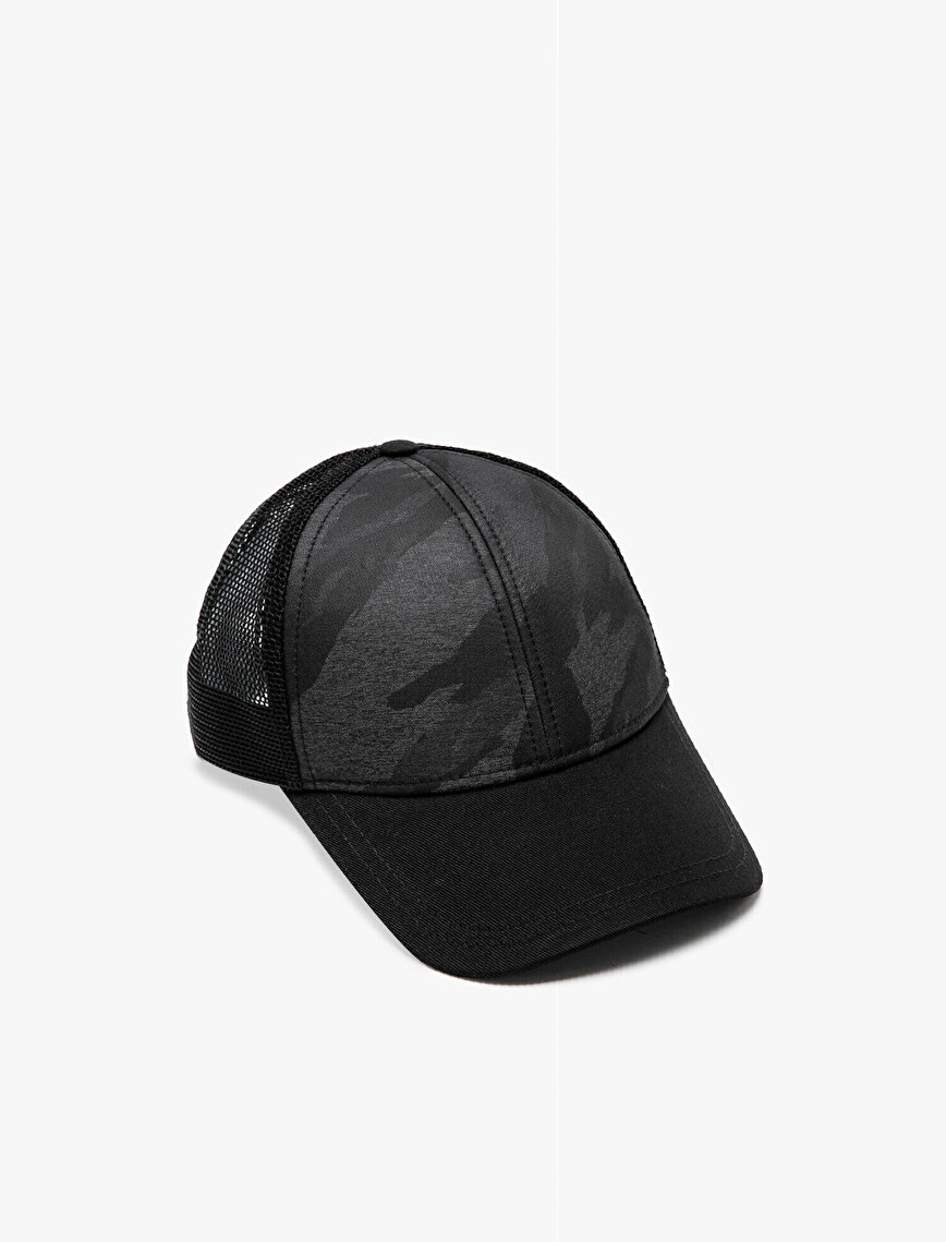Camouflage Patterned Hat
