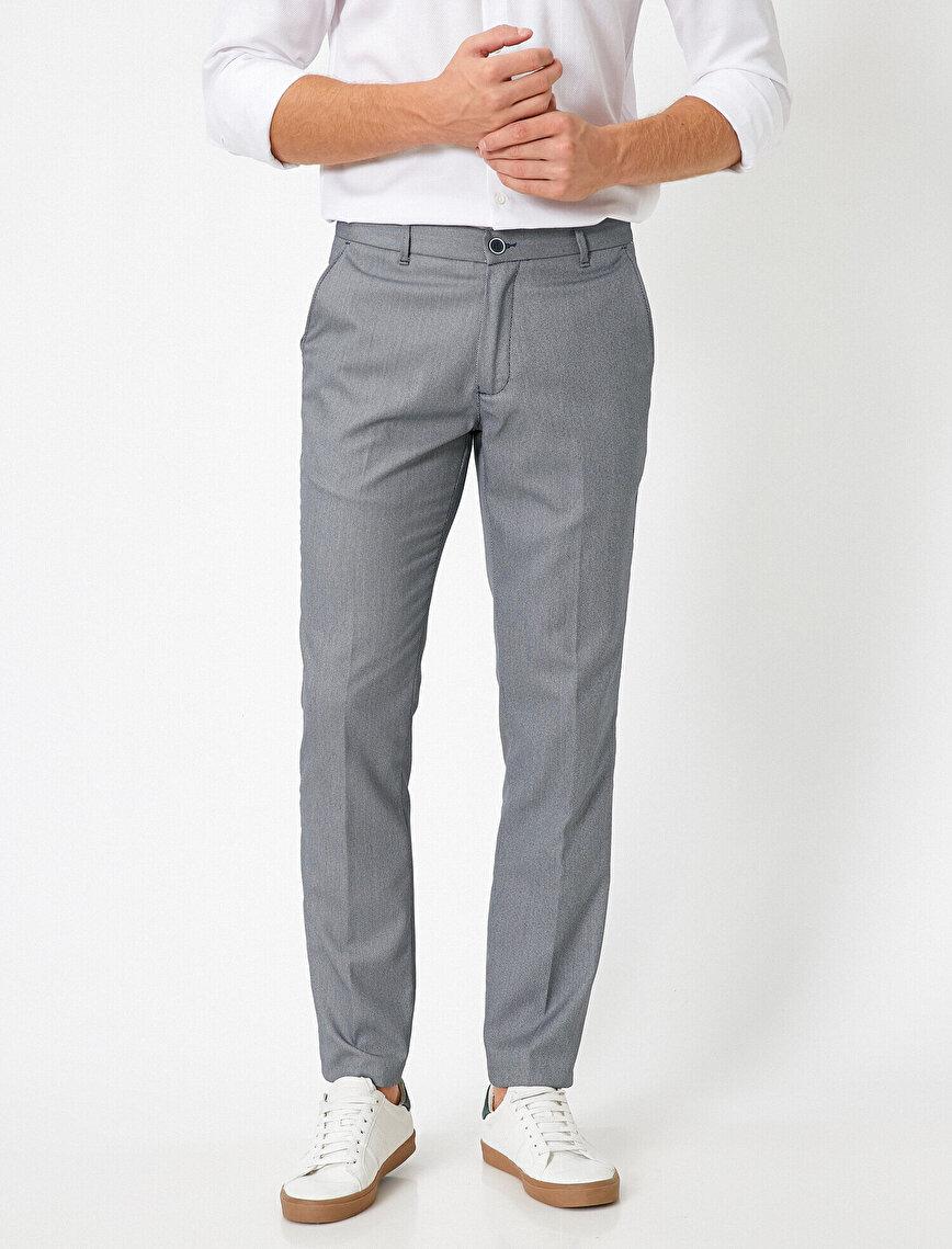 Chino Slim Trousers