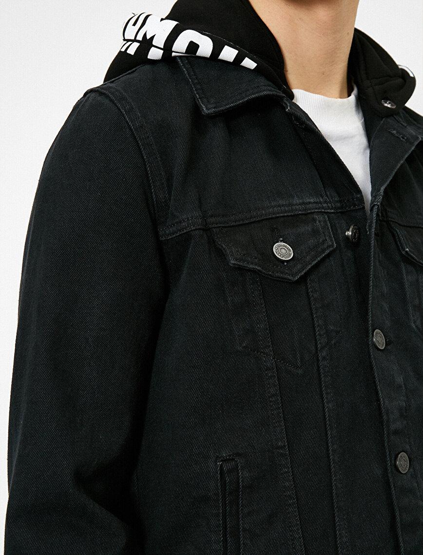 Pocket Detailed Jean Jacket