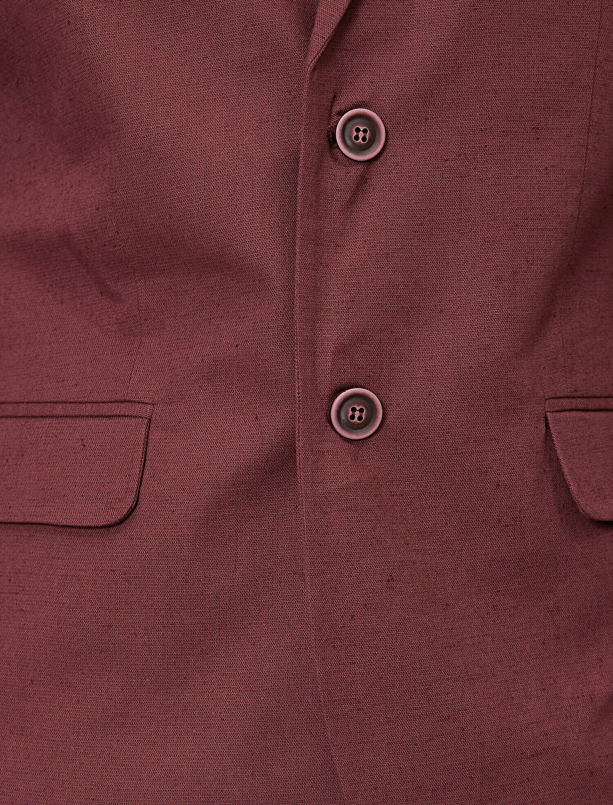 Pocket Detailed Jacket
