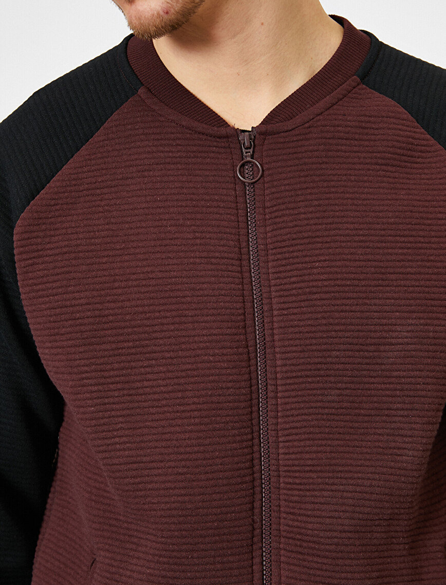 Pocket Detailed Cardigan