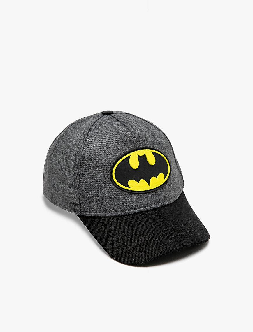 Batman Licenced Embellished Hat