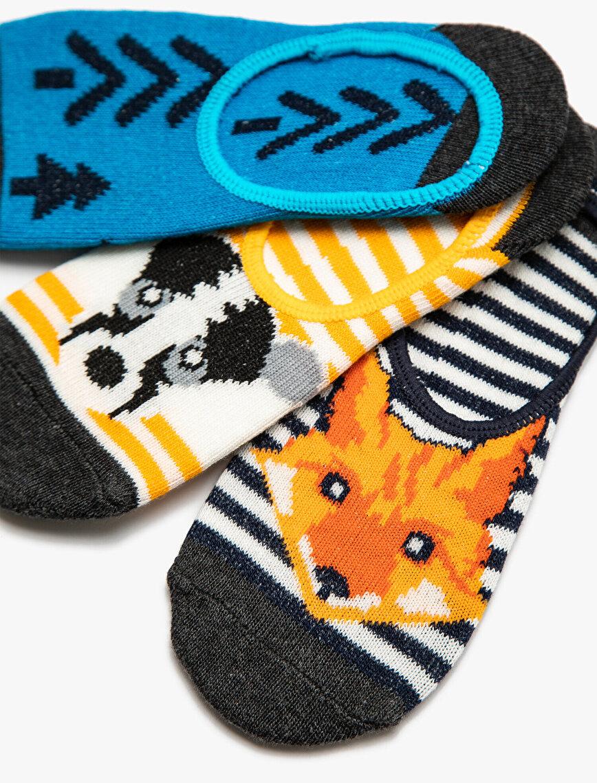 3 Pack Boy Socks