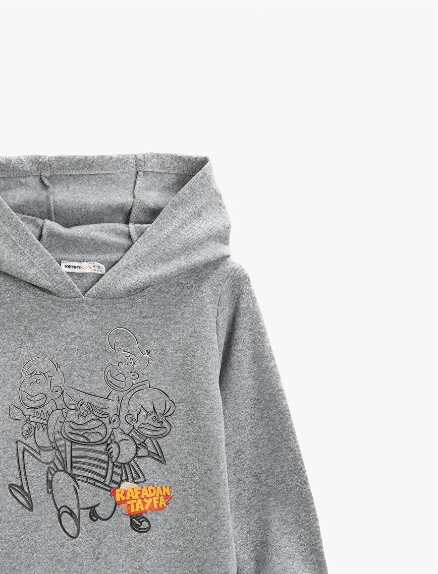 Rafadan Tayfa Lisanslı Sweatshirt