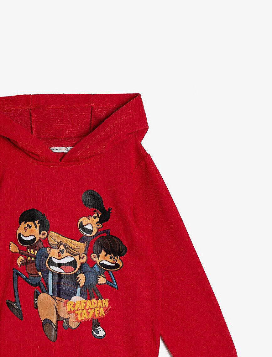Rafadan Tayta Licensed Printed Sweatshirt