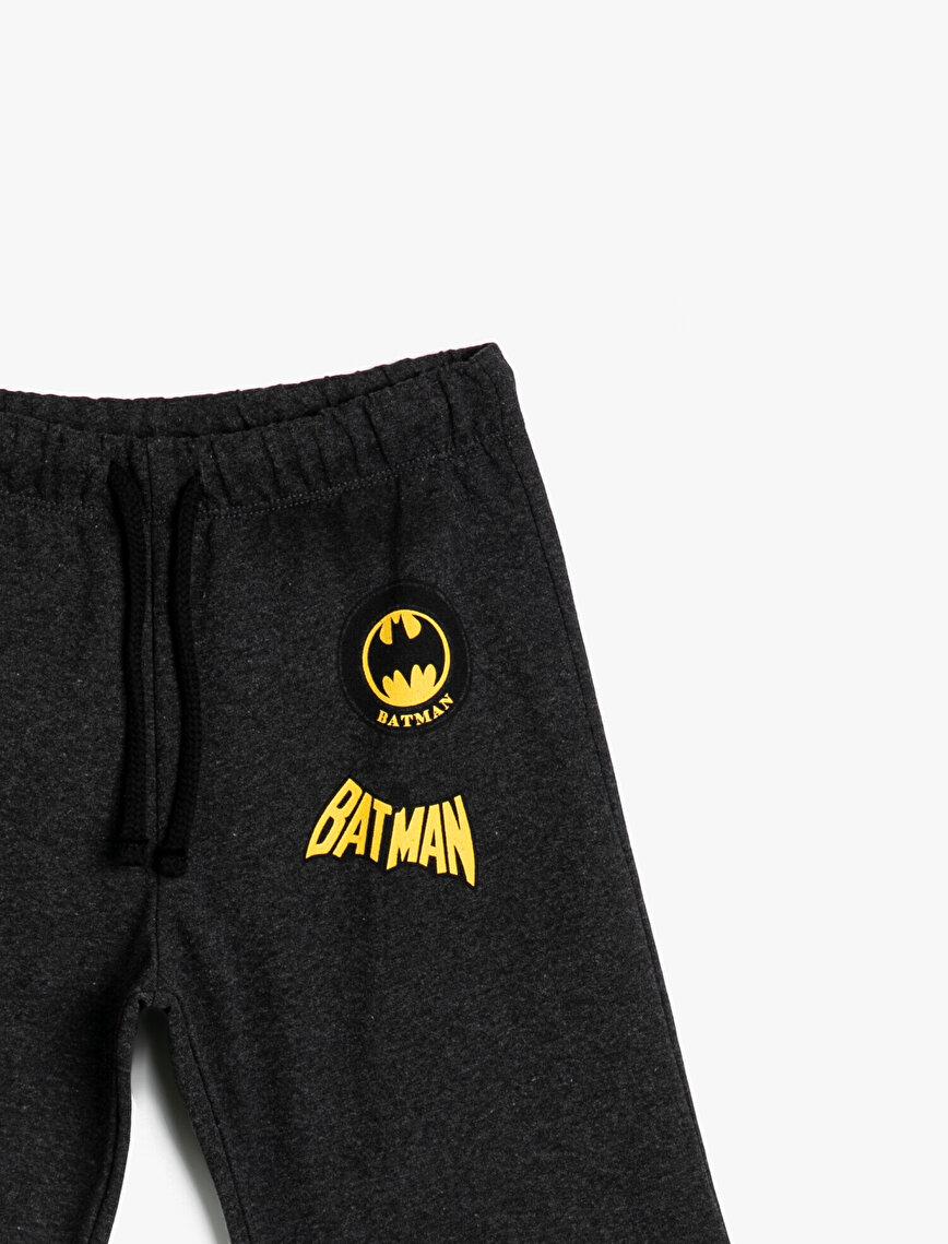 Batman Lisanslı Baskılı Şort