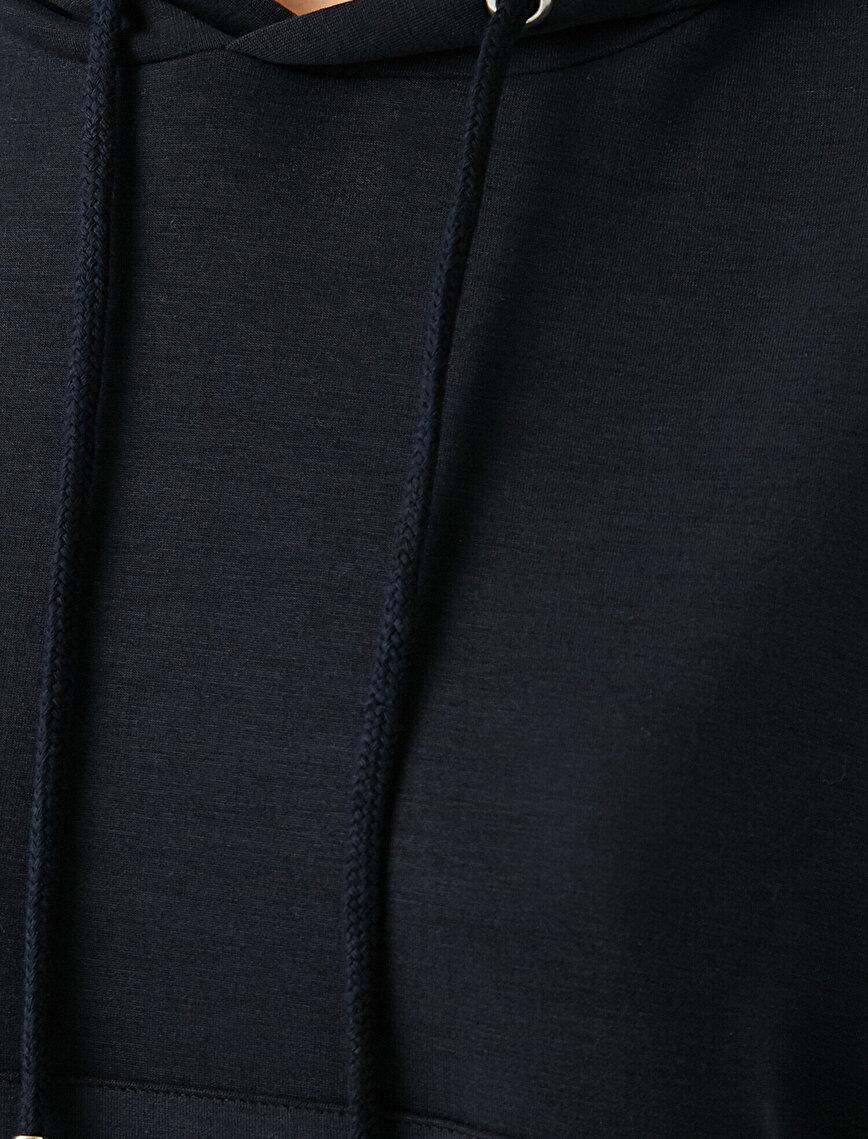 Respect Life | Yaşama Saygı - Hooded Pocket Sweatshirt