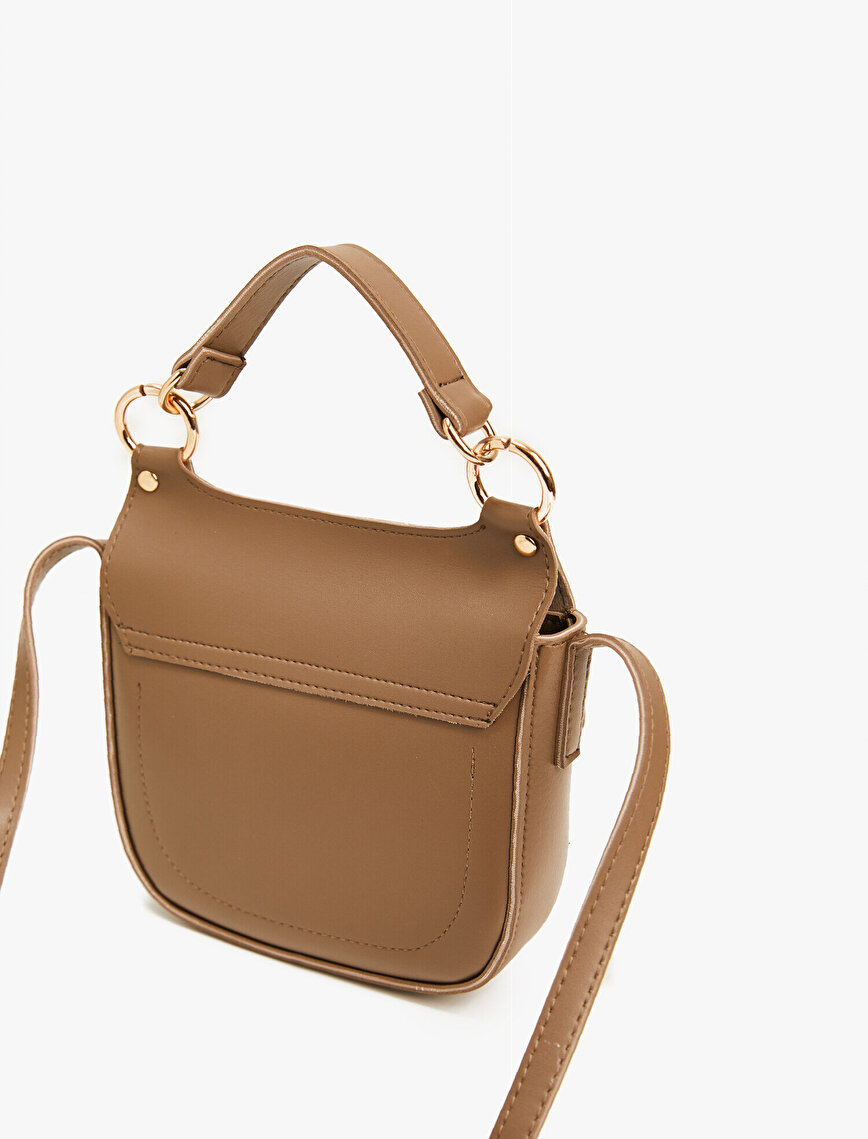 Covered Handle Bag
