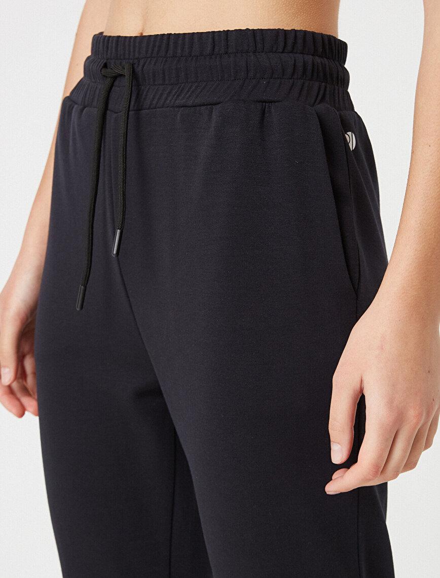 Respect Life   Yaşama Saygı - Ebru Şallı Loves Koton Pocket Jogger Sweatpants