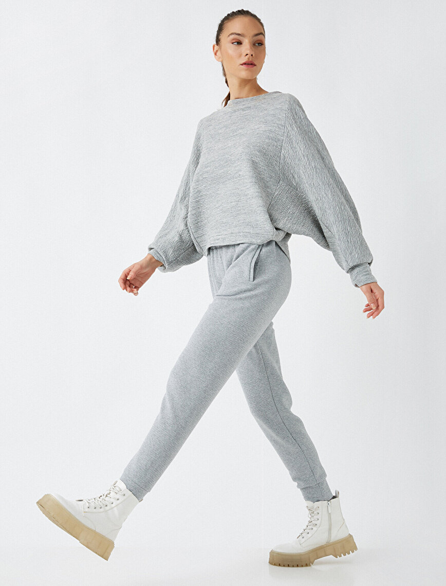 Respect Life   Yaşama Saygı - Cotton Sweatpants