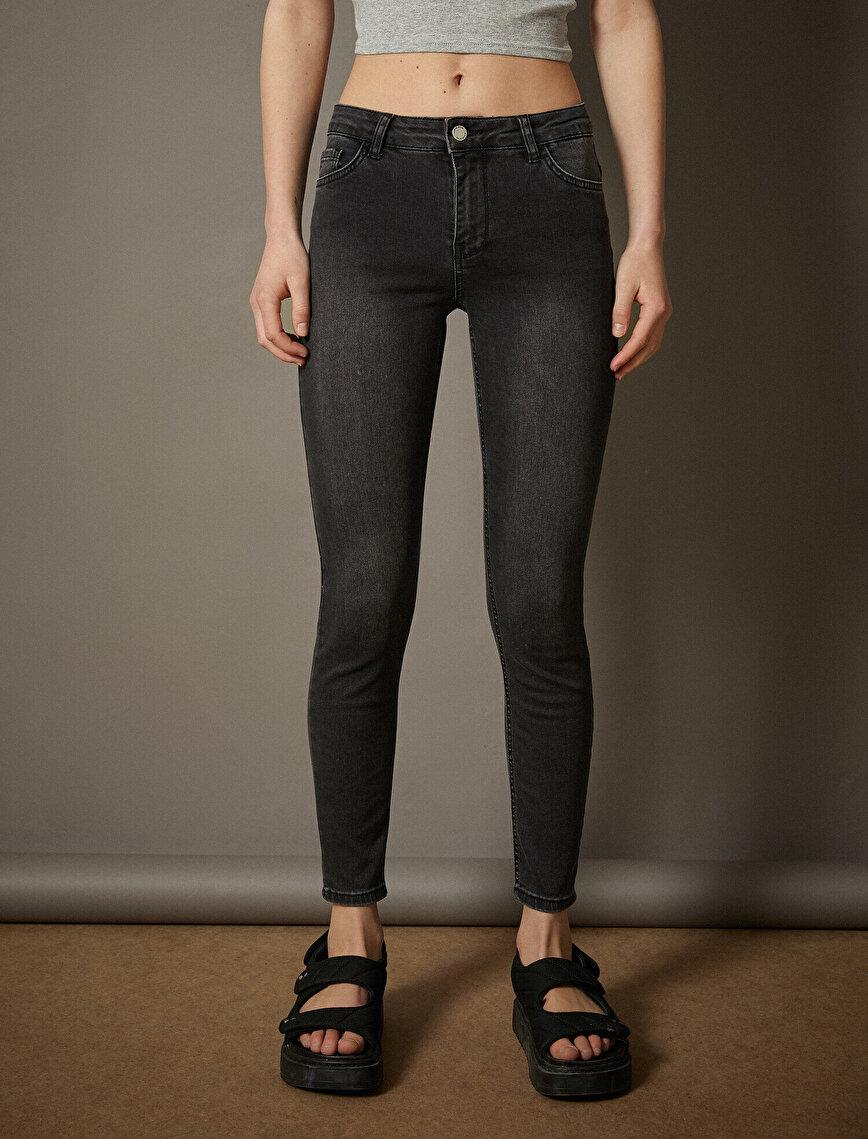 Skinny Push Up Jeans