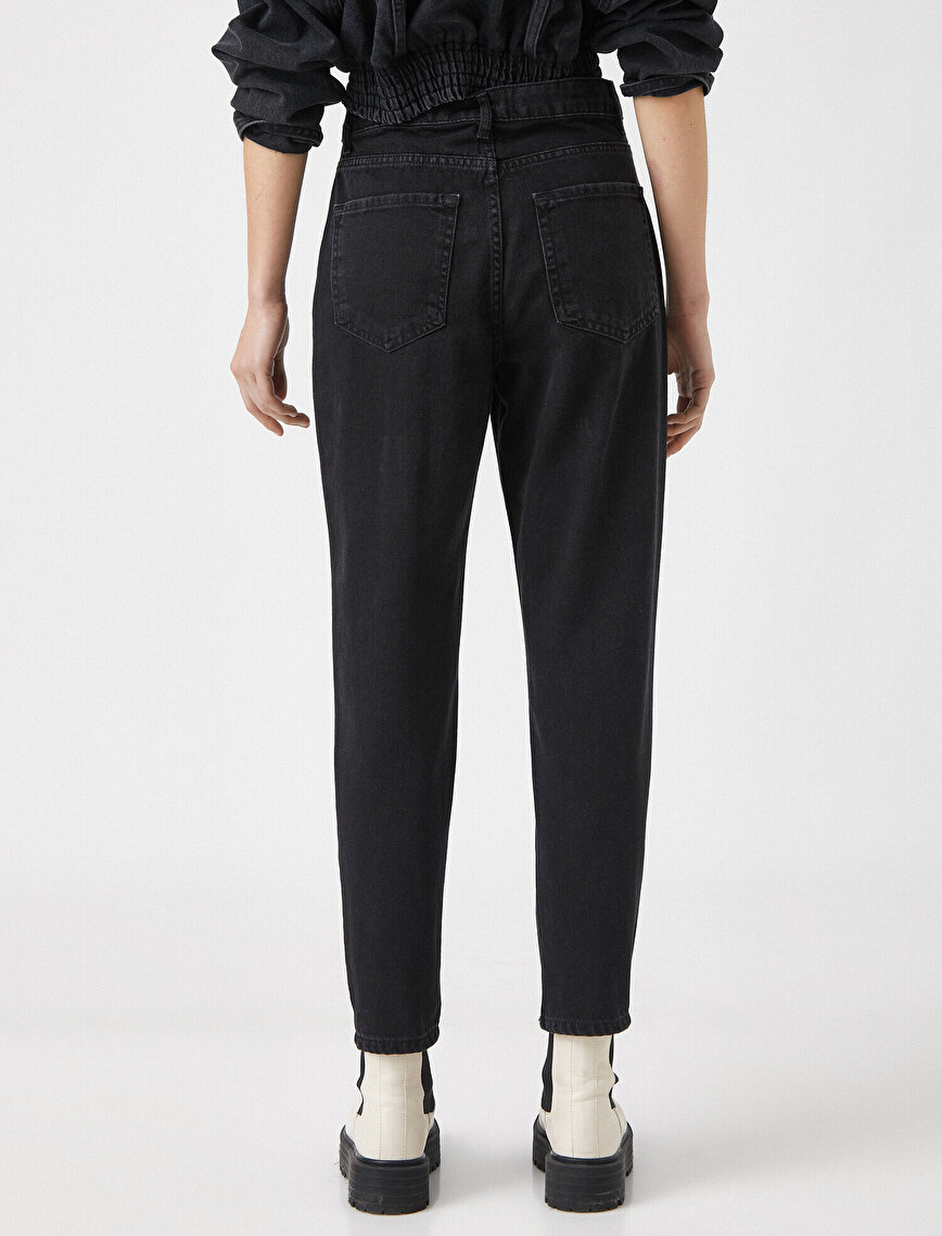 High Waist Eve Slim Jeans