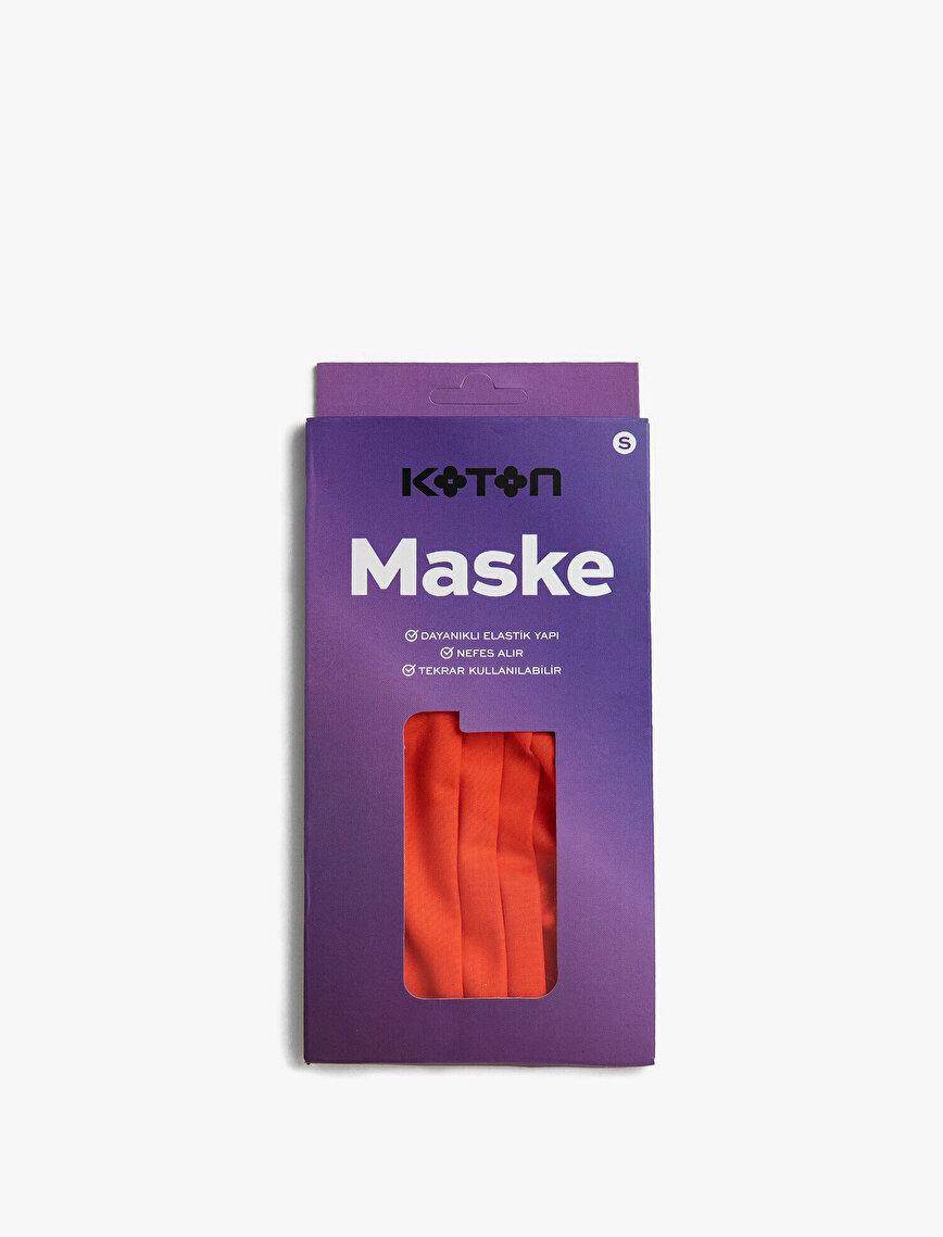 Tekrar Kullanılabilir Maske