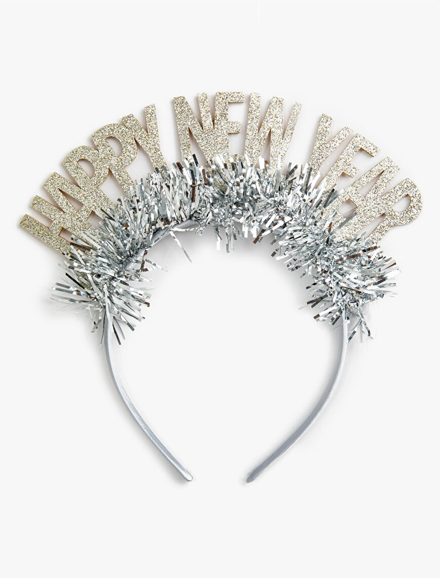 New Year Themed Hair Accessory