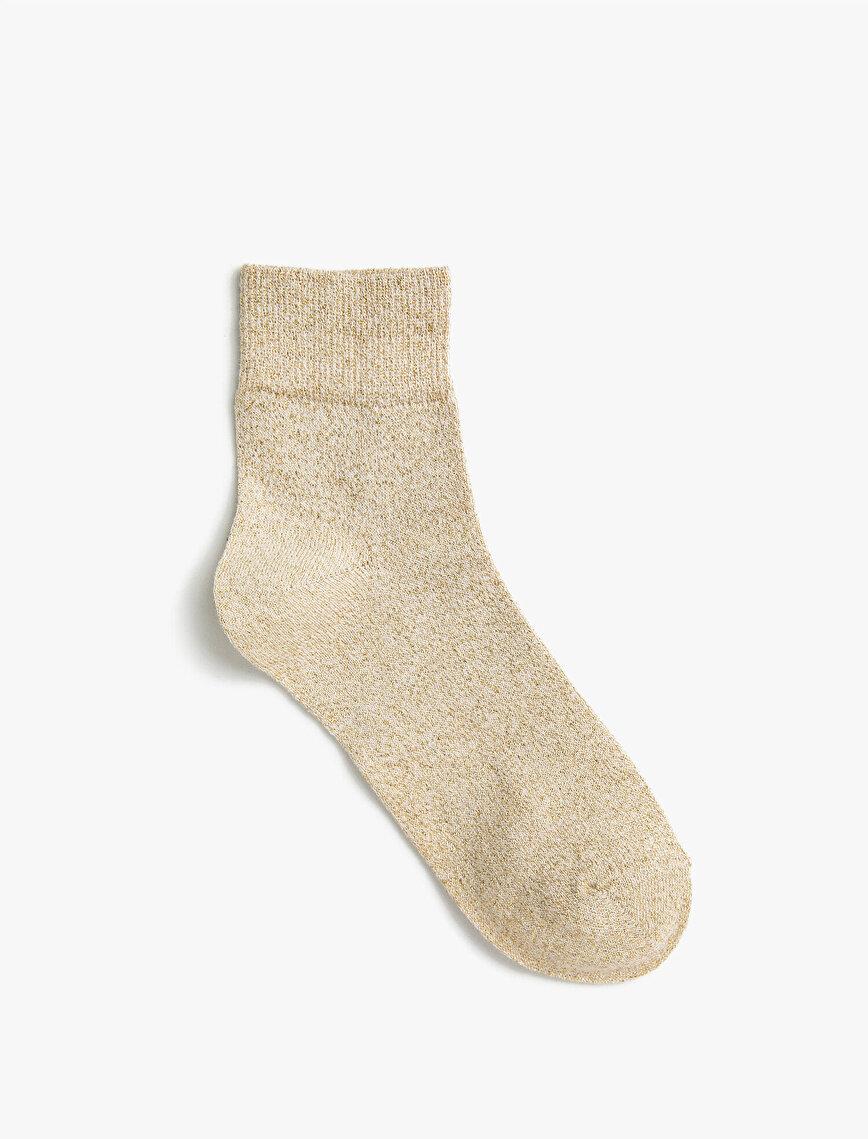Kadın Pamuklu Çorap